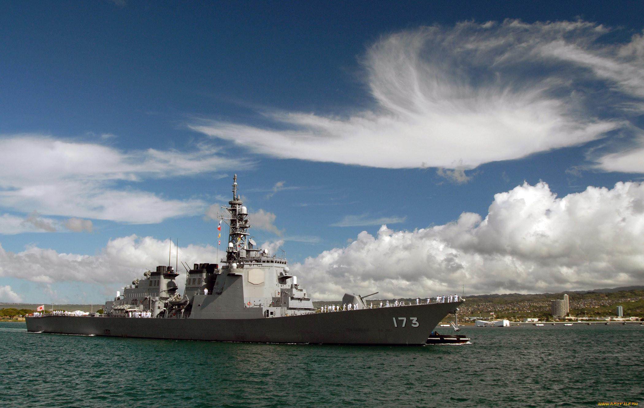 фото военные корабли эсминец оставьте